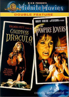 Countess Dracula / The Vampire Lovers (Double Feature)