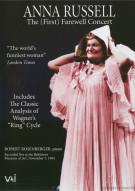 Anna Russell: First Farewell Concert
