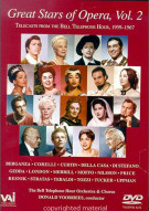 Great Stars Of Opera, Vol. 2: Telecasts From The Bell Telephone Hour, 1959-1967