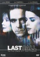 Last Call: The Final Chapter Of F. Scott Fitzgerald