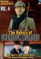 Return Of Sherlock Holmes, The: Volume 4