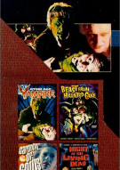 Classics Of Horror Collection  (Alpha): Atom Age Vampire / Beast From Haunted Cave / Carnival Of Souls / Night Of The Living Dead
