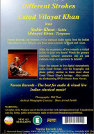 Different Strokes: Ustad Vilayat Khan
