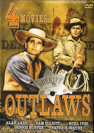 Outlaws: 4-Movie Set