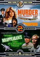 Murder On Flight 502 / The Disappearance Of Flight 412 (Double Feature)