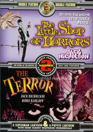 Little Shop Of Horrors, The / The Terror (Double Feature)