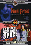 Night Fright / They Came From Beyond Space (Double Feature)
