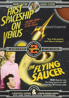 First Spaceship On Venus / Flying Saucer, The (Double Feature)