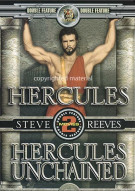 Hercules / Hercules Unchained (Double Feature)