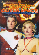 Menace From Outer Space (Alpha)