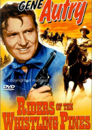 Riders Of The Whistling Pines (Alpha)
