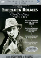 Sherlock Holmes Collection, The: Volume One