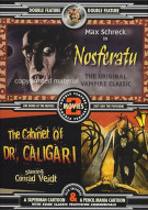 Nosferatu / The Cabinet Of Dr. Caligari (Double Feature)