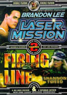Laser Mission / Firing Line (Double Feature)