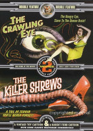 Crawling Eye, The / The Killer Shrews (Double Feature)