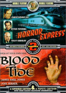 Horror Express / Blood Tide (Double Feature)