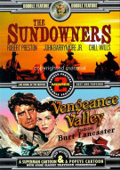 Sundowners, The / Vengeance Valley (Double Feature)