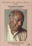 Maestro Ali Akbar Khan: The Summer Solstice