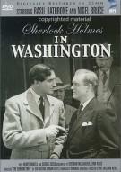 Sherlock Holmes In Washington