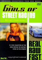 Girls Of Street Racing, The: Collectors 3-Pack