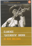 "Clarence ""Gatemouth"" Brown In New Orleans"
