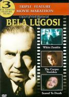 Bela Lugosi: Triple Feature Movie Marathon
