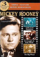 Mickey Rooney: Triple Feature Movie Marathon