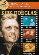 Kirk Douglas: Triple Feature Movie Marathon