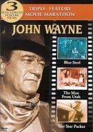 John Wayne: Triple Feature Movie Marathon