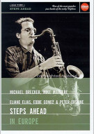 Michael Brecker: Steps Ahead In Europe