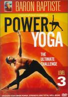 Power Yoga: Level 3