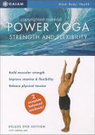 Yoga Journals Power Yoga: Strength And Flexibility