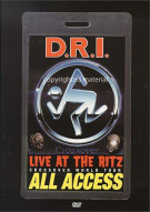 D.R.I: Live At the Ritz