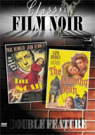 Scar, The / The Limping Man (Film Noir Double Feature)