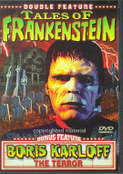 Tales Of Frankenstein -TV Series & The Terror (Alpha)