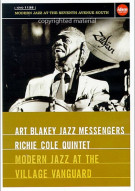 Art Blakey Jazz Messengers / Richie Cole Quintet: Modern Jazz At The Village Vanguard