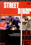 Street Biker: Full Throttle Megaseries [4 DVD Box Set]