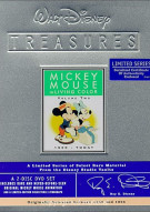 Mickey Mouse In Living Color 2: Walt Disney Treasures Limited Edition Tin