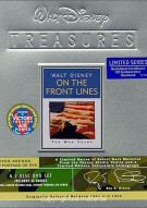 Walt Disney On The Front Lines: Walt Disney Treasures Limited Edition Tin
