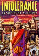 Intolerance (Silent - Alpha)