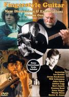 Fingerpicking Guitar: New Dimensions & Explorations - Volume One