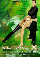 Mutant X: Season One - Disc 5