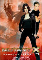Mutant X: Season One - Disc 7