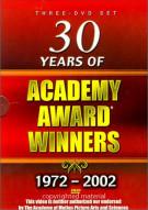 30 Years Of Academy Award Winners