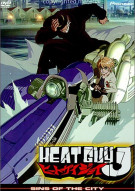 Heat Guy J: Sins Of The City - Volume 3
