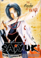 Saiyuki: Volume 7 - The Gods Of War