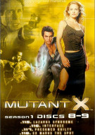 Mutant X: Season One - Disc 8 & 9