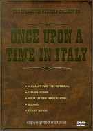 Once Upon A Time In Italy: The Spaghetti Western Collection