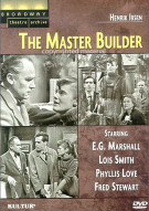 Broadway Theatre Archive: The Master Builder