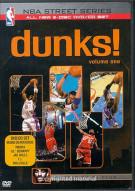 NBA Street Series: Dunks! - Volume One